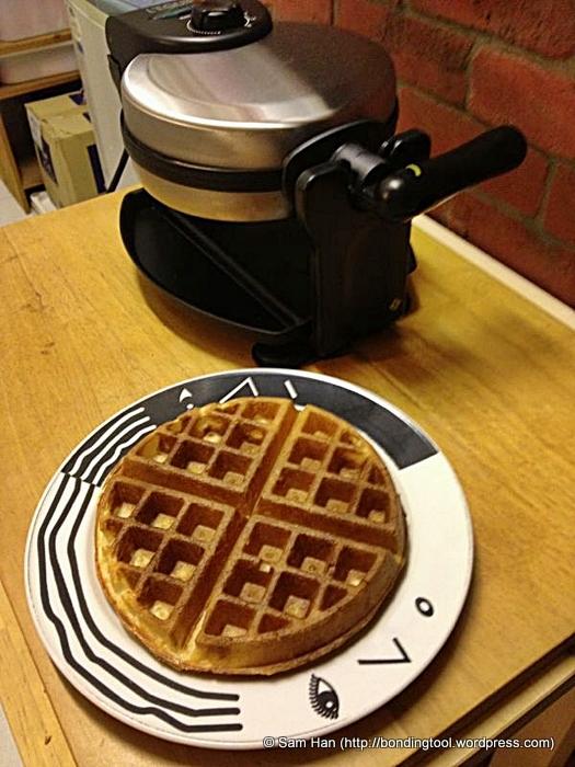 Keef Waffle©BondingTool