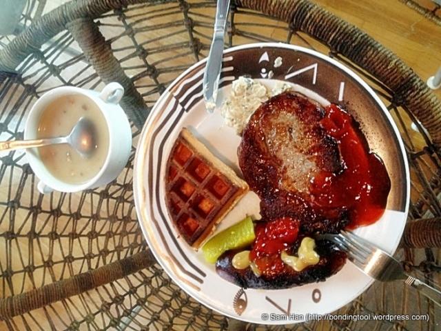 Keef Waffle Steak©BondingTool