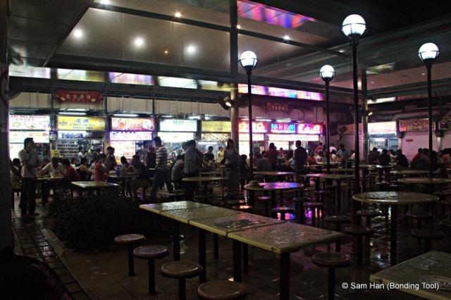 Pasir Panjang Food Centre, Singapore.