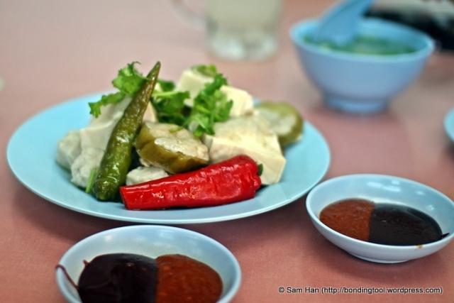 Hakka YTF 客家釀豆腐