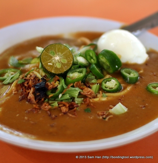 Mee Rebus - Malay Boiled Noodles