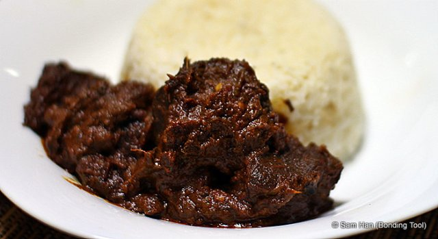 Rendang and Rice2©BondingTool