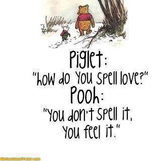 W Pooh Love
