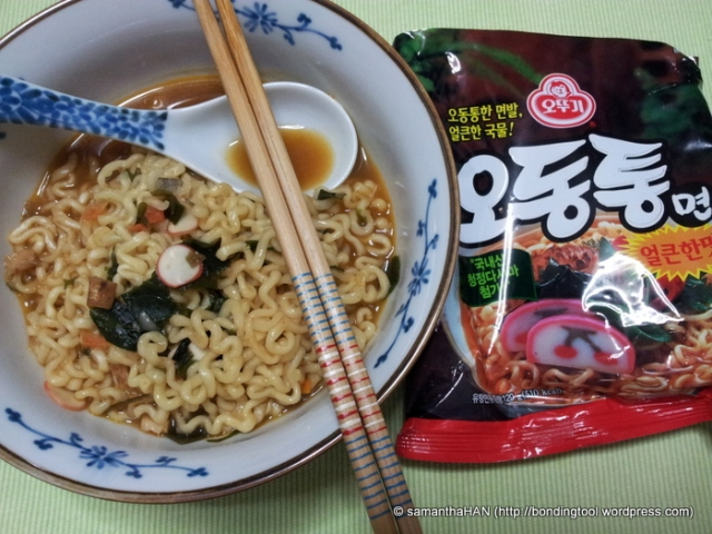 If you like chewy al dente instant noodles - try Korean.