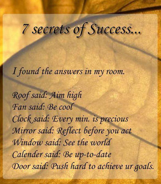 7 success