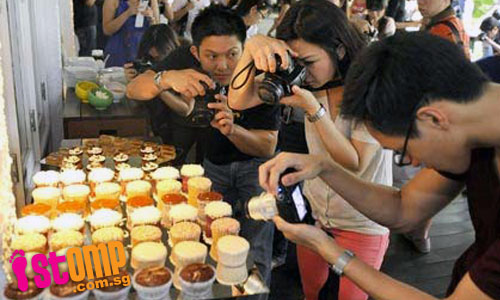 Ban Food Photography In Singapore?