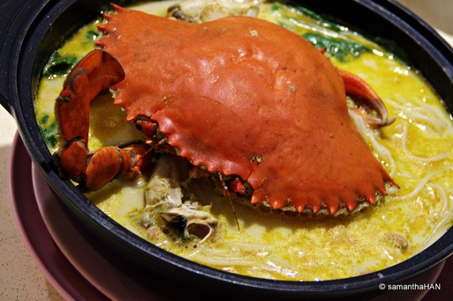 Crab Bee Hoon Soup @ Mellben Seafood 龙海鲜螃蟹王 | The Bonding ...