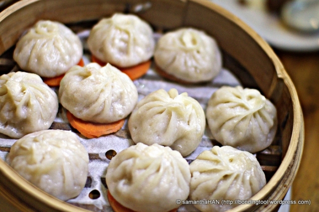 Little Dragon Buns (Xiao Long Bao) - S$8.