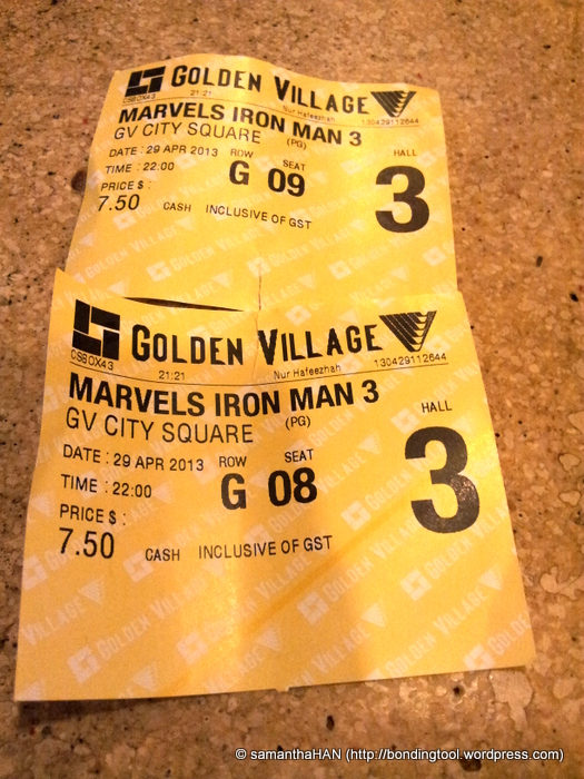 My Date With Tony Stark!
