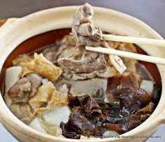 Have you tasted Hainanese Mutton Soup before?