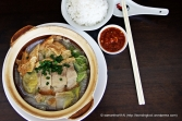 This is a new dish on Nan Bei Restaurant's menu. New dishes were created based on customers' demand for more variety.