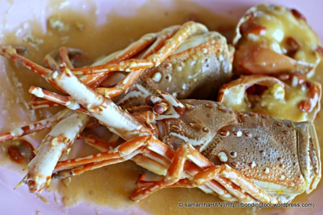 Lobster cooked in Superior Stock (Shang Tang 上汤).