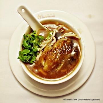 Sharksfin Soup.