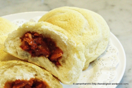The buns are soft and the charsiew filling not overly sweet as most Charsiew Bao are. Good choice.