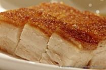 Roast Pork Belly.