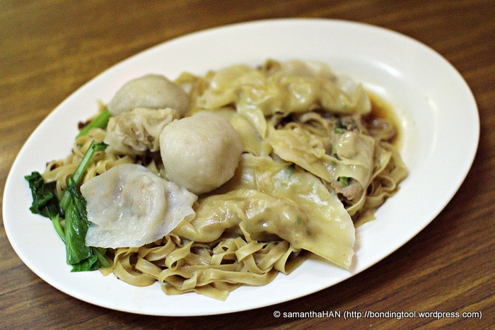 Foo Chow Noodles 福州鱼圆·肉燕·燕皮