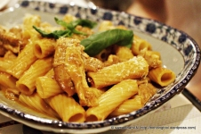 Shoulder of Pork with Pasta