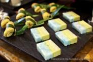 Asian Kueh Kueh (Snacks).