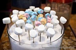 Marshmallows.