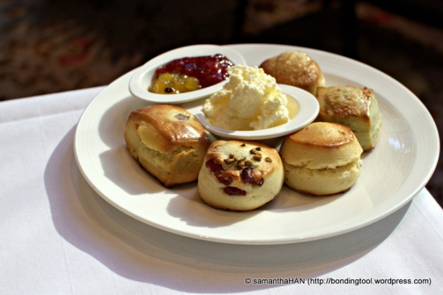 English Scones - Are they Devon or Cornwall?