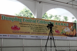 Today is the second day of the 3-day event. Recap: Yesterday was washing and chopping of ingredients; boiling and scrubbing of the bamboo leaves. Today, the wrapping and cooking will be done. Tomorrow is packing and delivery to the Homes. Can we hit the 10,000 dumplings?