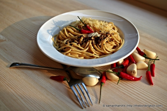 Simple and delicious meat-free pasta in less than 30 minutes.