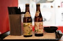 Taiwanese Beers.