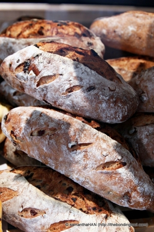 Rustic breads