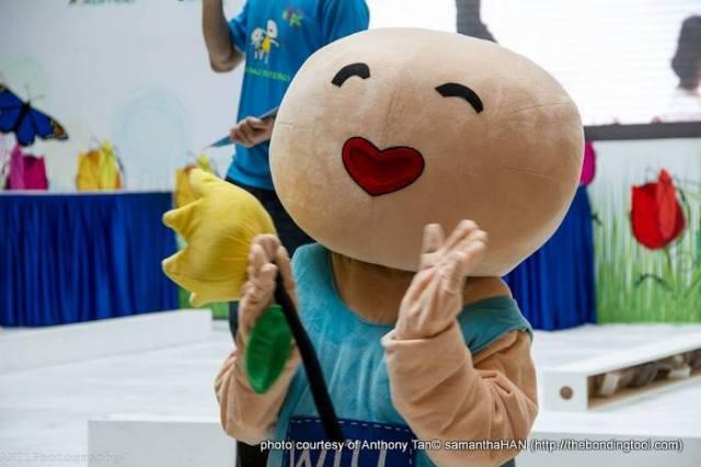 Mascot Will.