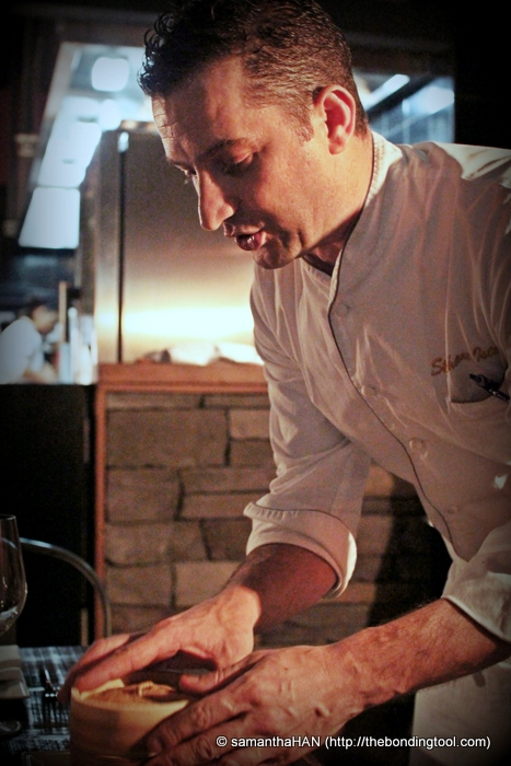 Chef Stéphane Istel set himself a goal that he would open his own restaurant by the time he turned 35 and this 2nd July, he did it with Bar-Roque Grill.