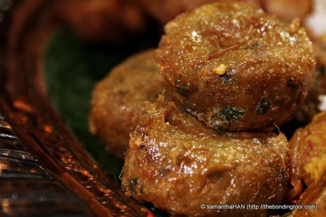 Perkedel Kentang (Mashed Potato Fritters)
