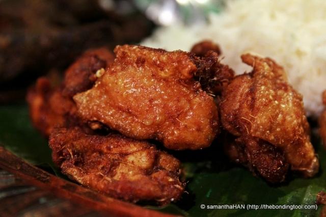 Ayam Goreng (Fried Chicken)