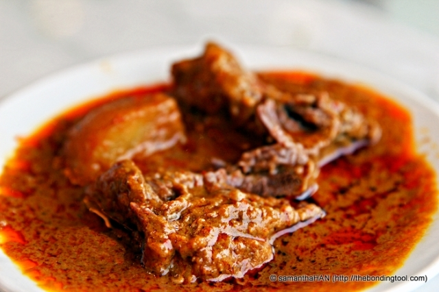 Mutton Curry S$4.50