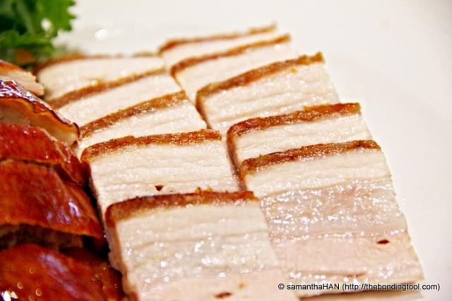 Roast Pork Belly - S$15