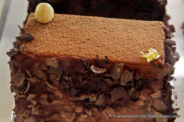 Torta Pralina al Cioccolato
