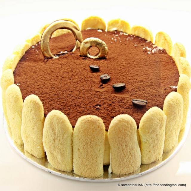 Tiramisu - Whole Cake