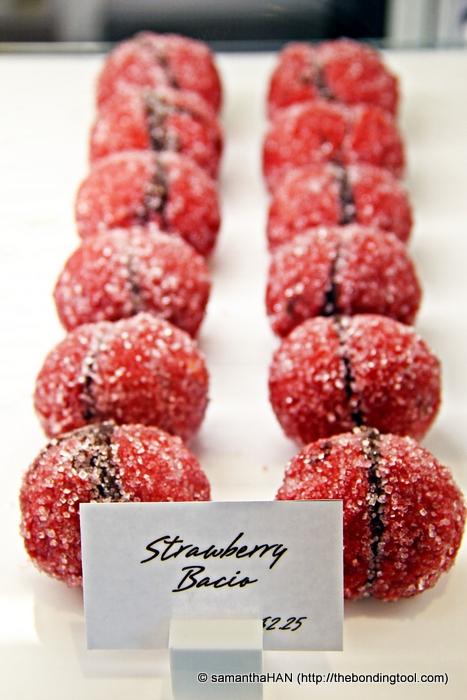 Strawberry Bacio