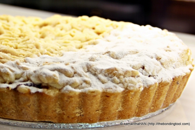 Torta Di Mele - Apple Crumble?