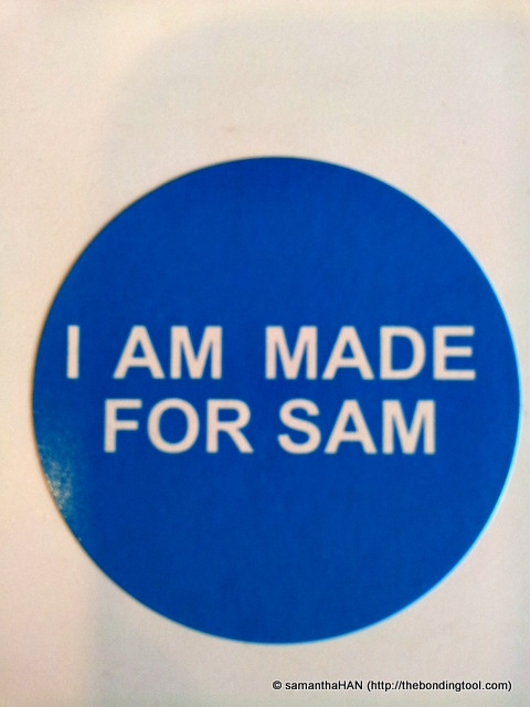 I Am Made For SAM!