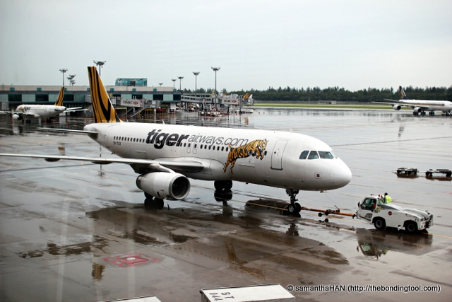 Tiger Air is the only airline flying direct from Singapore to Macau.