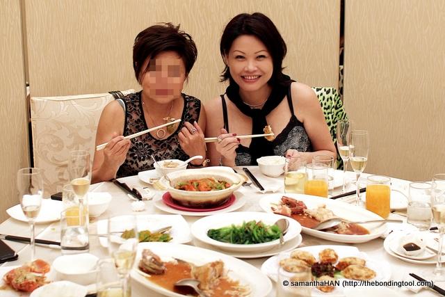 My publicity shy HK girlfriend.