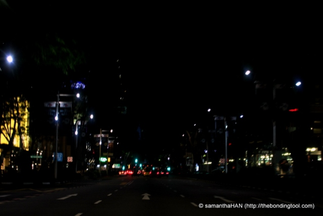 Orchard Road, Singapore.