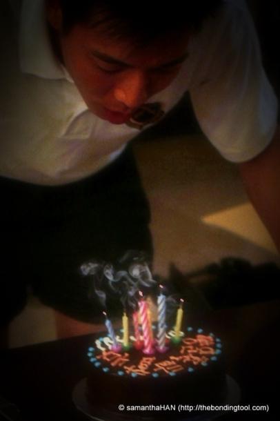Happy birthday, Ryan!