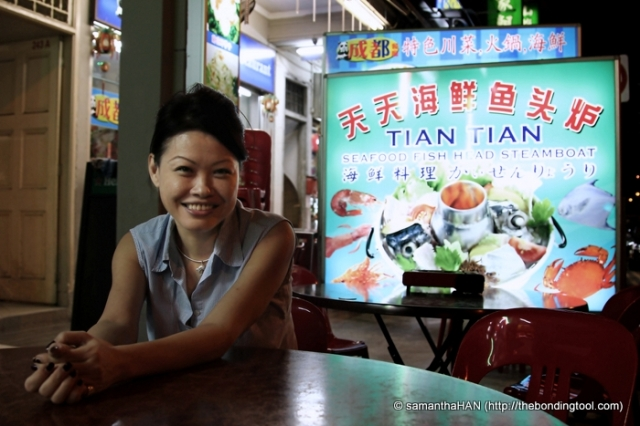 Tian Tian is one of my children's favourite cze char restaurant.