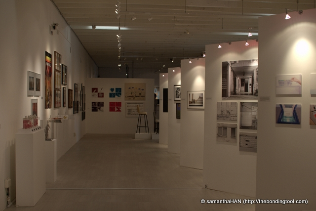 The gallery that held Van's photography work.