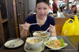 Thai Beef Noodles (ก๋วยเตี๋ยวเนื้อตุ๋น Kway Teow Neua Ayuthaya) - Beef brisket was very tender and the broth was robust.