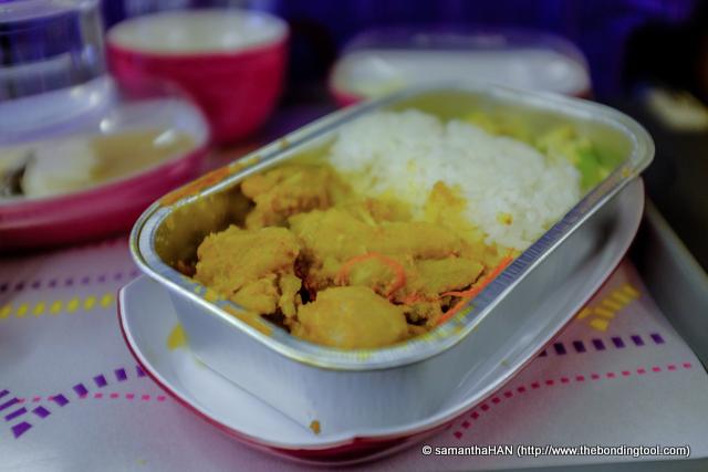 Curry Chicken.