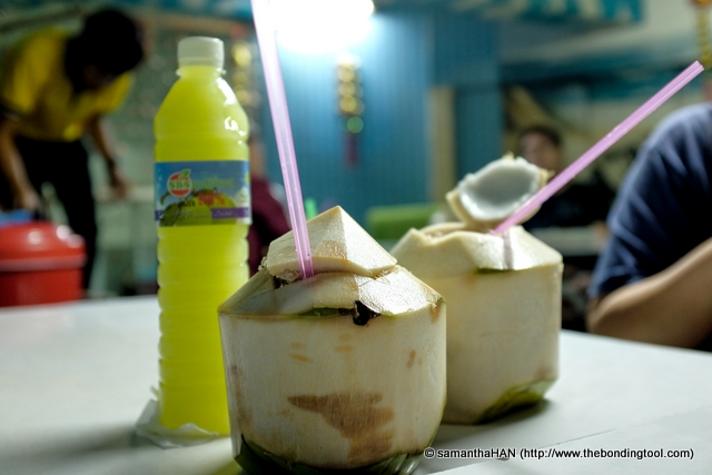 Lime Juice came in a bottle so I ordered Coconut Drink instead.
