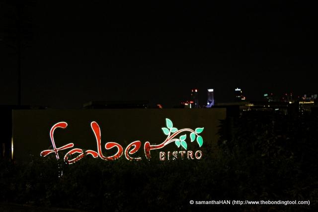 Faber Bistro.