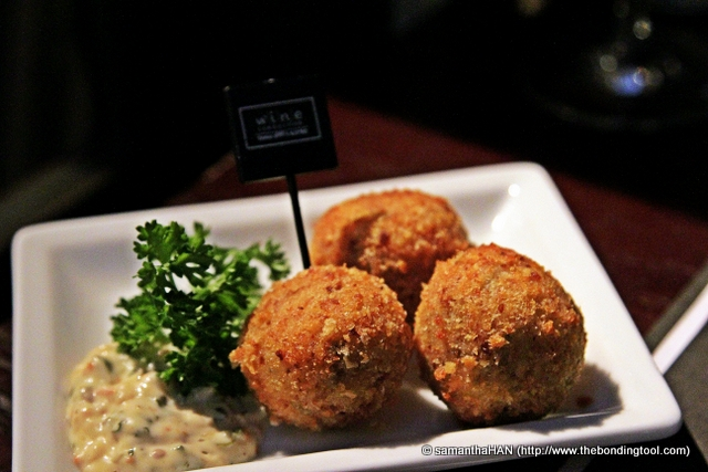 Seafood Croquette - S$5